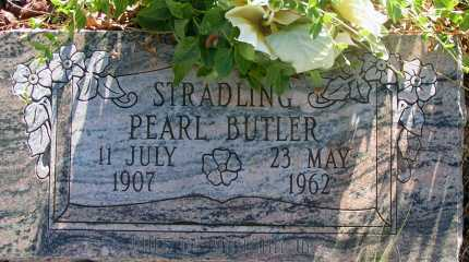 BUTLER STRADLING, PEARL - Apache County, Arizona | PEARL BUTLER STRADLING - Arizona Gravestone Photos