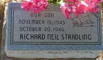 STRADLING, RICHARD NEIL - Apache County, Arizona | RICHARD NEIL STRADLING - Arizona Gravestone Photos