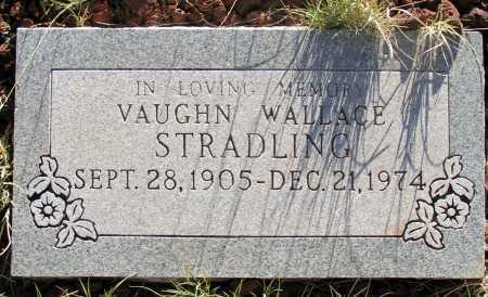 STRADLING, VAUGHN WALLACE - Apache County, Arizona | VAUGHN WALLACE STRADLING - Arizona Gravestone Photos