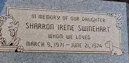 SWINEHART, SHARRON IRENE - Apache County, Arizona | SHARRON IRENE SWINEHART - Arizona Gravestone Photos