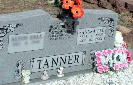 TANNER, SANDRA LEE - Apache County, Arizona   SANDRA LEE TANNER - Arizona Gravestone Photos