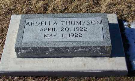 THOMPSON, ARDELLA - Apache County, Arizona | ARDELLA THOMPSON - Arizona Gravestone Photos