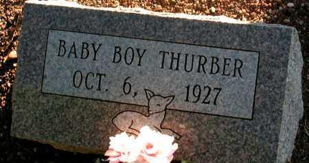 THURBER, BABY BOY - Apache County, Arizona   BABY BOY THURBER - Arizona Gravestone Photos