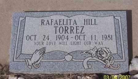 TORREZ, RAFAELITA - Apache County, Arizona | RAFAELITA TORREZ - Arizona Gravestone Photos