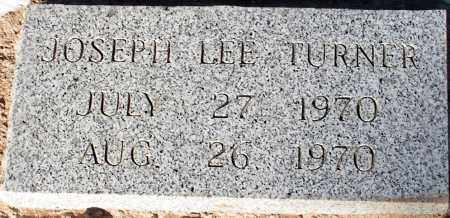 TURNER, JOSEPH LEE - Apache County, Arizona | JOSEPH LEE TURNER - Arizona Gravestone Photos