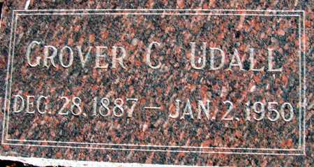 UDALL, GROVER C.` - Apache County, Arizona   GROVER C.` UDALL - Arizona Gravestone Photos