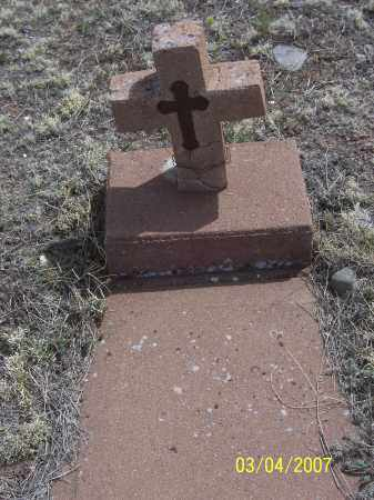UNKNOWN, UNKNOWN - Apache County, Arizona | UNKNOWN UNKNOWN - Arizona Gravestone Photos