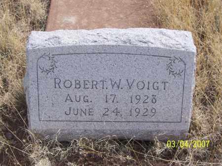 VOIGHT, ROBERT W. - Apache County, Arizona | ROBERT W. VOIGHT - Arizona Gravestone Photos