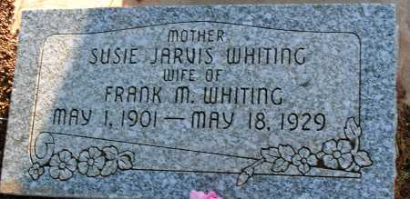 WHITING, SUSIE - Apache County, Arizona | SUSIE WHITING - Arizona Gravestone Photos