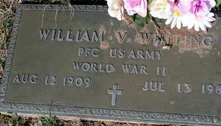 WHITING, WILLIAM V. - Apache County, Arizona | WILLIAM V. WHITING - Arizona Gravestone Photos
