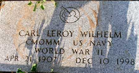WILHELM, CARL LEROY - Apache County, Arizona | CARL LEROY WILHELM - Arizona Gravestone Photos