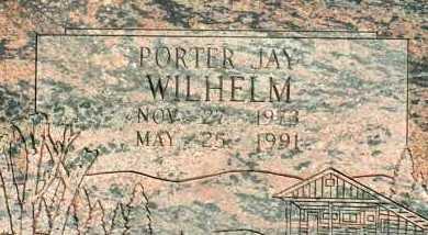 WILHELM, PORTER JAY - Apache County, Arizona | PORTER JAY WILHELM - Arizona Gravestone Photos