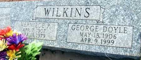 WILKINS, VERNIECE P. - Apache County, Arizona | VERNIECE P. WILKINS - Arizona Gravestone Photos