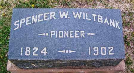WILTBANK, SPENCER W - Apache County, Arizona | SPENCER W WILTBANK - Arizona Gravestone Photos