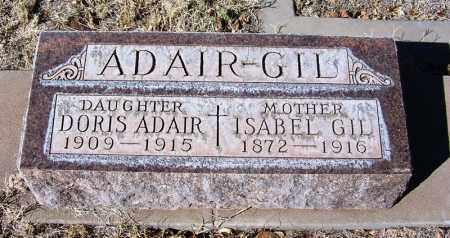 ADAIR, DORIS - Cochise County, Arizona   DORIS ADAIR - Arizona Gravestone Photos
