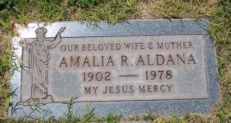 ALDANA, AMALIA - Cochise County, Arizona | AMALIA ALDANA - Arizona Gravestone Photos