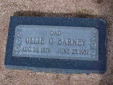 BARNEY, OLLIE O. - Cochise County, Arizona | OLLIE O. BARNEY - Arizona Gravestone Photos
