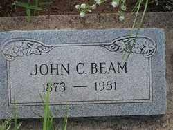BEAM, JOHN CALHOUN - Cochise County, Arizona | JOHN CALHOUN BEAM - Arizona Gravestone Photos