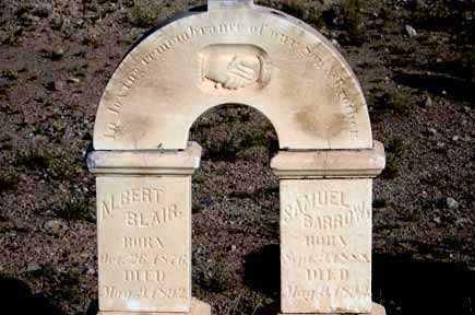 BARROW, SAMUEL - Cochise County, Arizona   SAMUEL BARROW - Arizona Gravestone Photos
