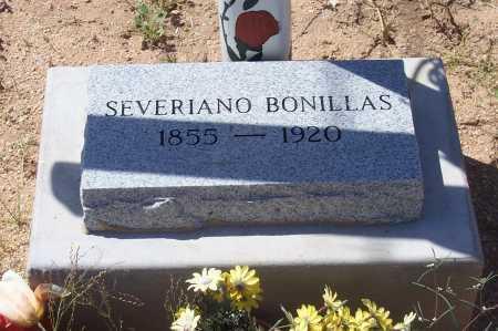 BONILLAS, SEVERIANO - Cochise County, Arizona | SEVERIANO BONILLAS - Arizona Gravestone Photos