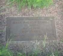 BOWEN, MARK ANDREW - Cochise County, Arizona | MARK ANDREW BOWEN - Arizona Gravestone Photos