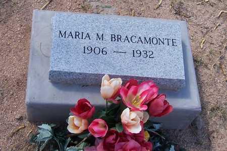 BRACAMONTE, MARIA M. - Cochise County, Arizona | MARIA M. BRACAMONTE - Arizona Gravestone Photos