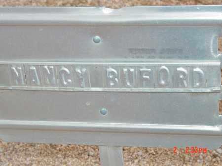 BUFORD, NANCY - Cochise County, Arizona | NANCY BUFORD - Arizona Gravestone Photos