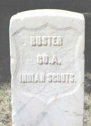 BUSTER, SCOUT - Cochise County, Arizona | SCOUT BUSTER - Arizona Gravestone Photos