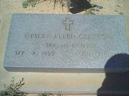 CANNON, WESLEY - Cochise County, Arizona | WESLEY CANNON - Arizona Gravestone Photos