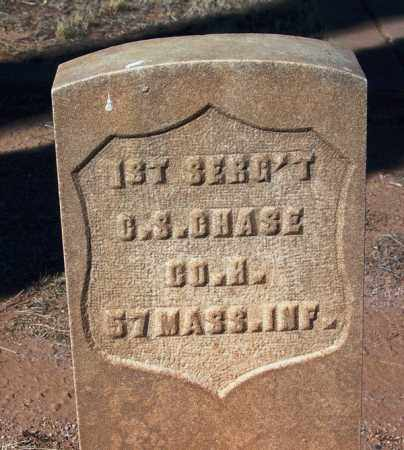 CHASE, C S - Cochise County, Arizona | C S CHASE - Arizona Gravestone Photos