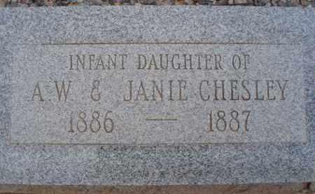 CHESLEY, DAUGHTER - Cochise County, Arizona | DAUGHTER CHESLEY - Arizona Gravestone Photos
