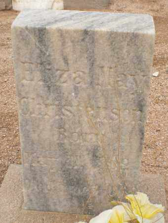 CHRISTENSEN, ELIZA MAY - Cochise County, Arizona | ELIZA MAY CHRISTENSEN - Arizona Gravestone Photos