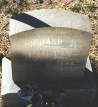 COLVIN, RICHARD H. - Cochise County, Arizona | RICHARD H. COLVIN - Arizona Gravestone Photos