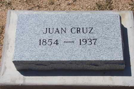 CRUZ, JUAN - Cochise County, Arizona | JUAN CRUZ - Arizona Gravestone Photos