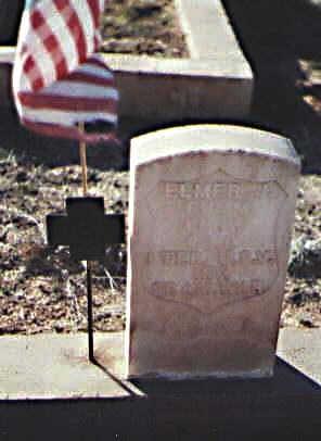CUMM, ELMER J - Cochise County, Arizona | ELMER J CUMM - Arizona Gravestone Photos