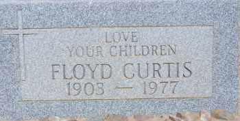 CURTIS, FLOYD - Cochise County, Arizona | FLOYD CURTIS - Arizona Gravestone Photos