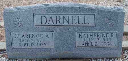 DARNELL, CLARENCE A. - Cochise County, Arizona | CLARENCE A. DARNELL - Arizona Gravestone Photos