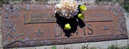 GRAY DAVIS, ADALINE L - Cochise County, Arizona | ADALINE L GRAY DAVIS - Arizona Gravestone Photos