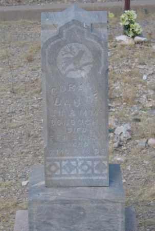 DONOUCH, CORA - Cochise County, Arizona   CORA DONOUCH - Arizona Gravestone Photos