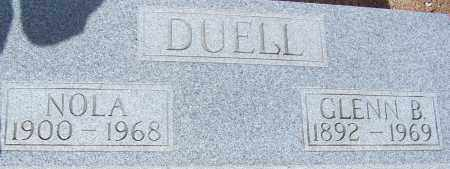 DUELL, NOLA - Cochise County, Arizona | NOLA DUELL - Arizona Gravestone Photos