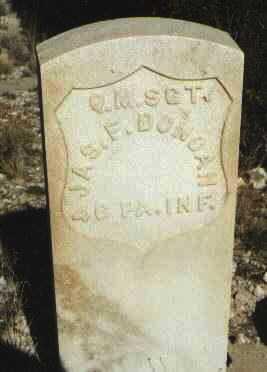 DUNCAN, JAMES F. - Cochise County, Arizona   JAMES F. DUNCAN - Arizona Gravestone Photos