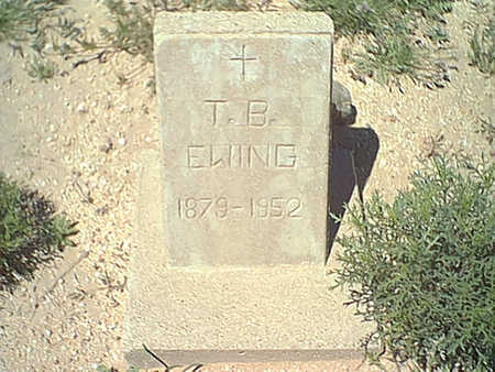 EWING, THOMAS - Cochise County, Arizona | THOMAS EWING - Arizona Gravestone Photos