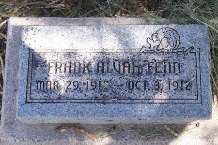 FENN, FRANK ALVAH - Cochise County, Arizona | FRANK ALVAH FENN - Arizona Gravestone Photos