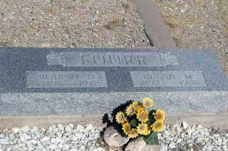 FOURR, BESSIE M. - Cochise County, Arizona | BESSIE M. FOURR - Arizona Gravestone Photos