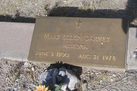 GARVEY, MARY ELLEN - Cochise County, Arizona | MARY ELLEN GARVEY - Arizona Gravestone Photos