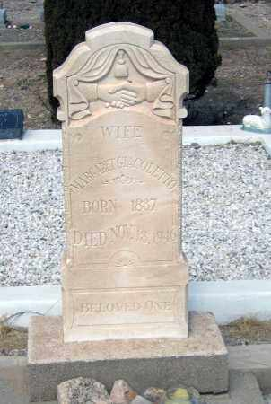 GIACOLETTO, MARGARET - Cochise County, Arizona | MARGARET GIACOLETTO - Arizona Gravestone Photos