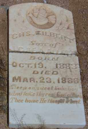GILBERT, CHS. - Cochise County, Arizona   CHS. GILBERT - Arizona Gravestone Photos