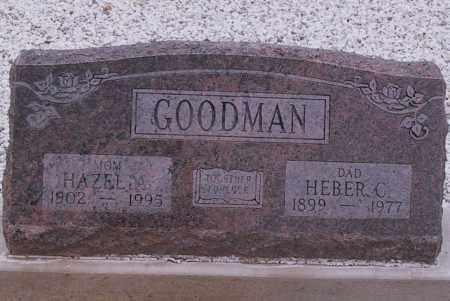 GOODMAN, HAZEL A. - Cochise County, Arizona | HAZEL A. GOODMAN - Arizona Gravestone Photos