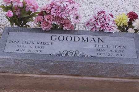 GOODMAN, ROSA - Cochise County, Arizona   ROSA GOODMAN - Arizona Gravestone Photos