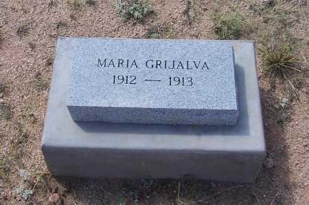 GRIJALVA, MARIA - Cochise County, Arizona   MARIA GRIJALVA - Arizona Gravestone Photos